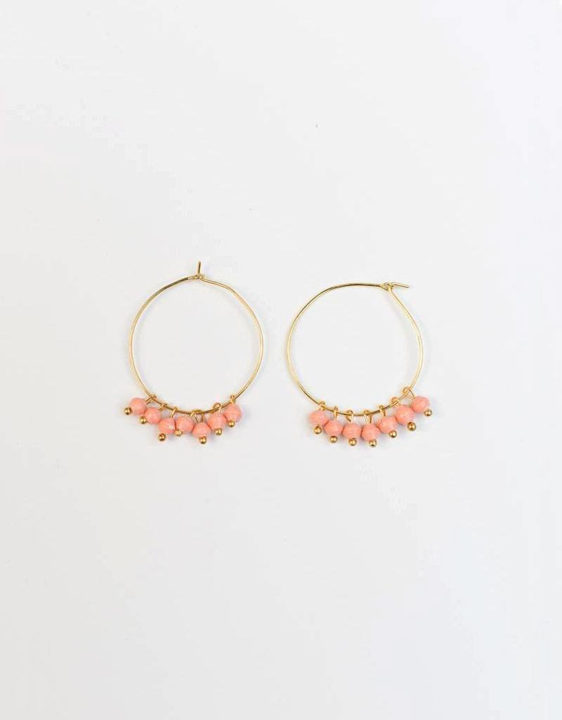 31 Bits Melah Earrings