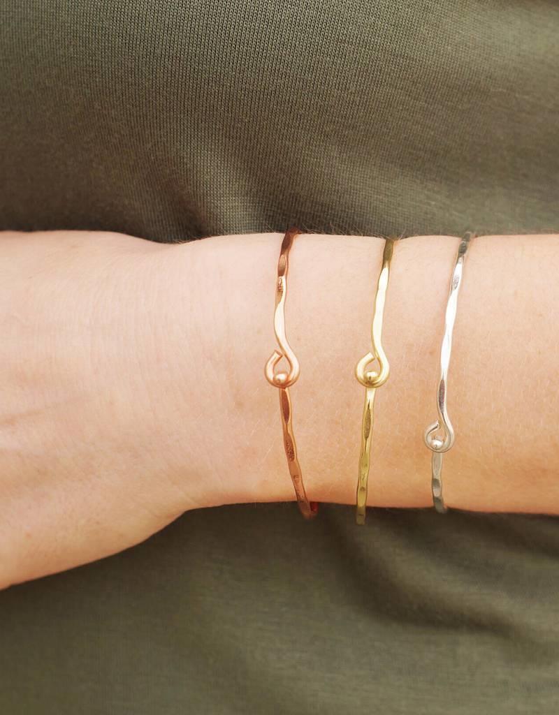 WorldFinds Interlocking Ripple Bracelet