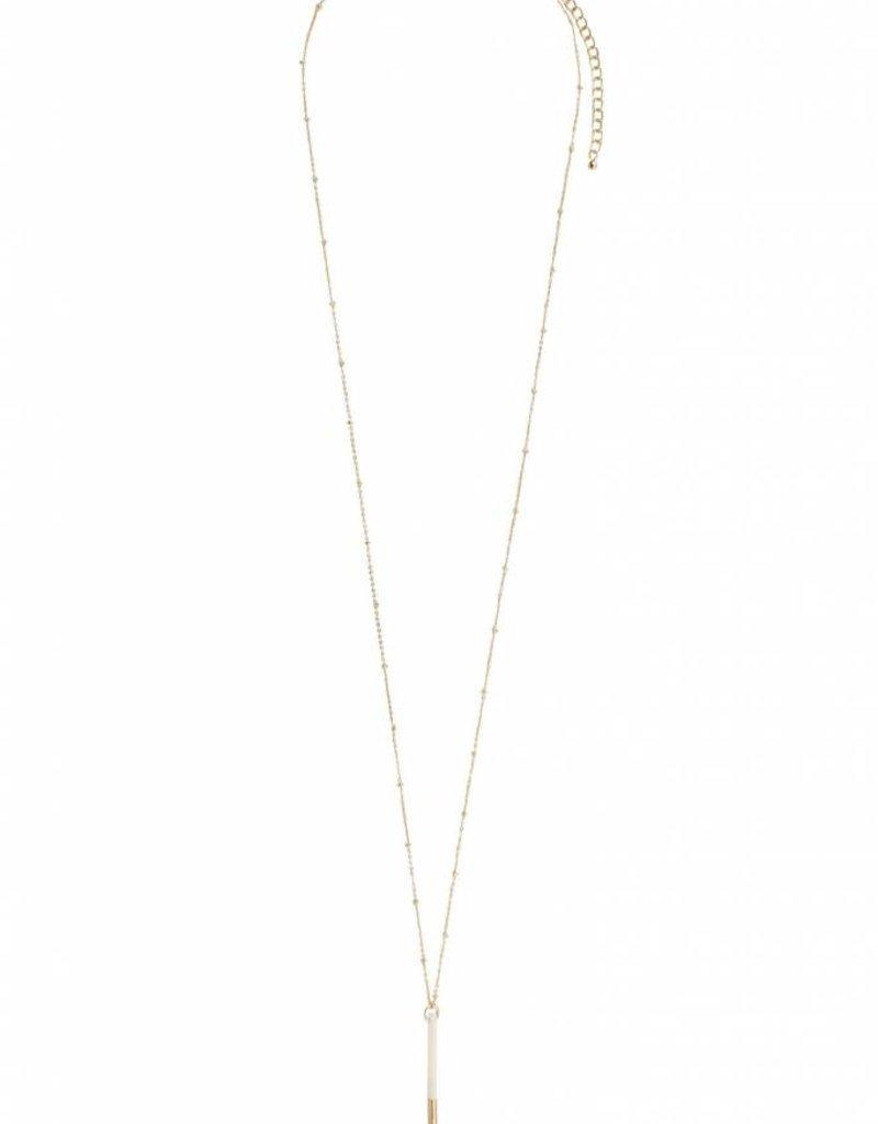 CFM Buffalo Bone Necklace