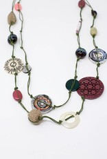 Tara Projects Recycled Elements Necklace