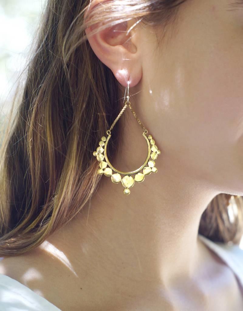 dZi Stella Earrings