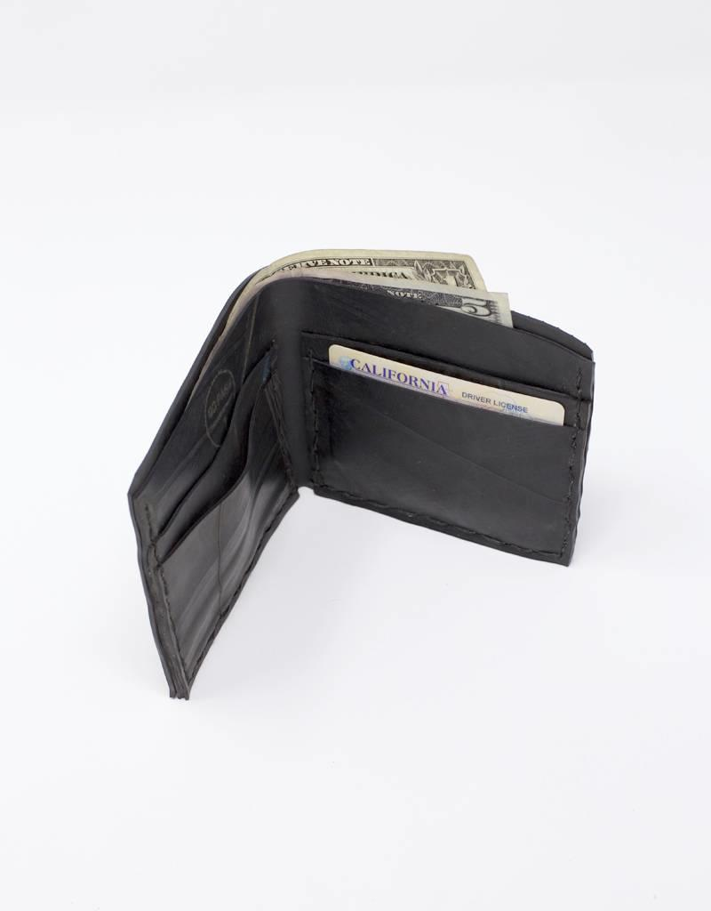 Ganesh Himal Men's Recycled Tire Wallet