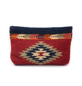 MZ Fair Trade Dark Earth Clutch