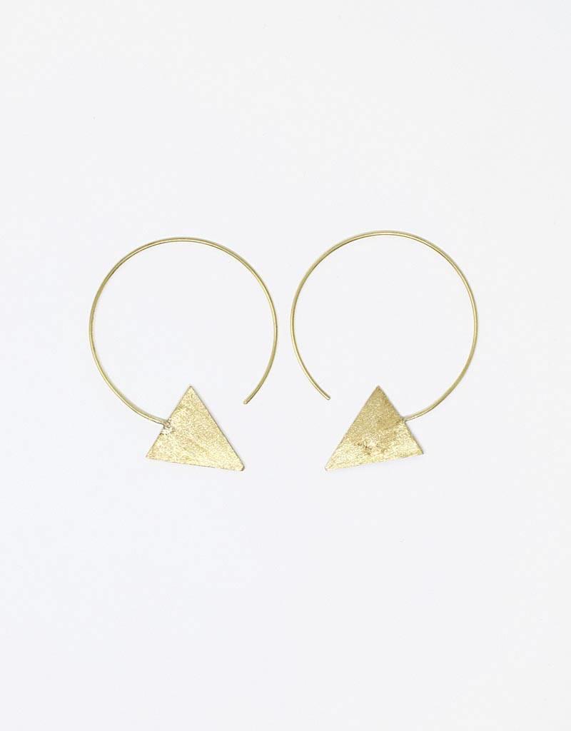 Meyelo Maha Earrings