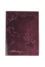 Matr Boomie Leather World Journal