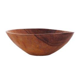 Sobremesa 17 inch Higuerilla Wood Bowl
