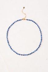 Starfish Project Dark Blue Jones Necklace
