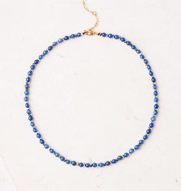 Starfish Project Dark Blue Jones Necklace