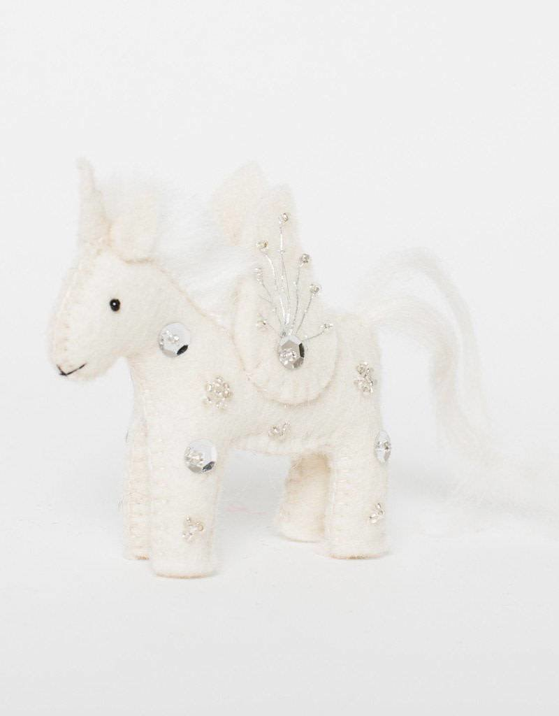 Craftspring Kid Unicorn Ornament