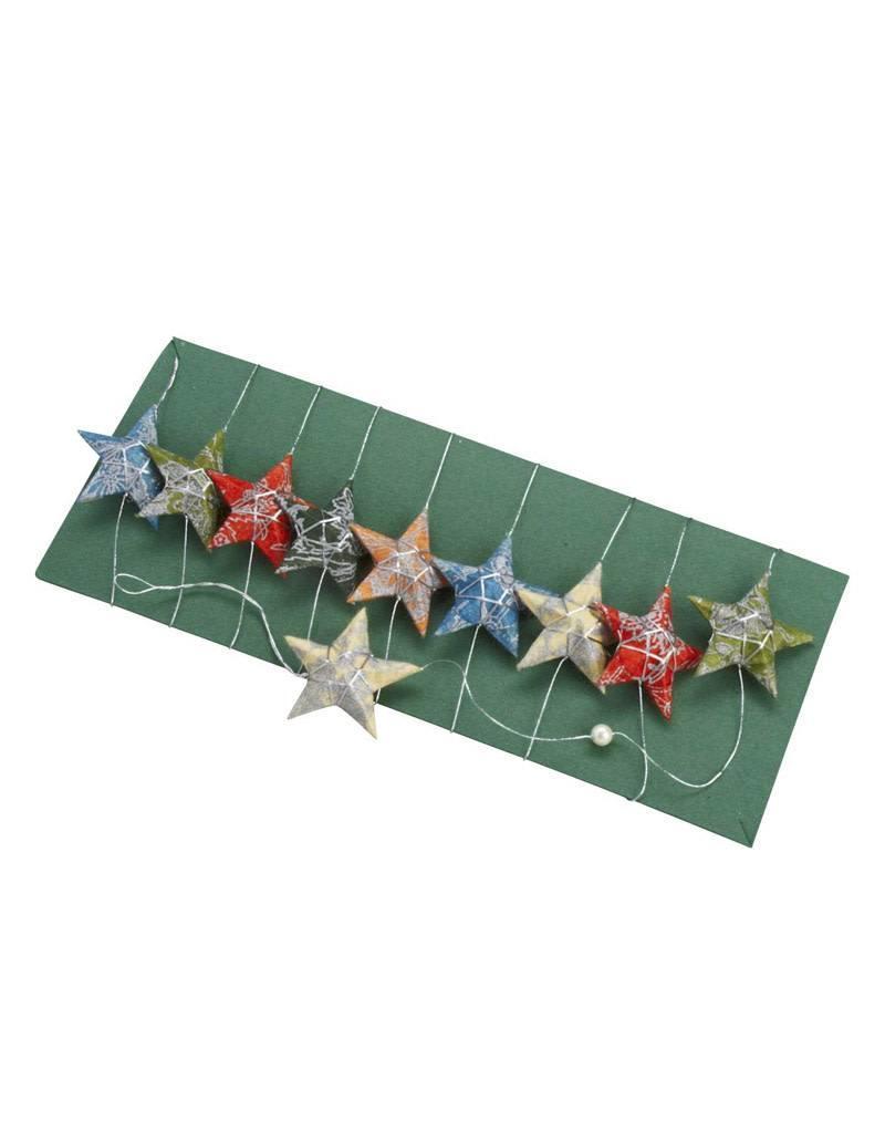 Prokritee Paper Star Garland