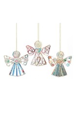 Mai Vietnamese Handicrafts Paper Angel Ornament