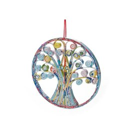 Mai Vietnamese Handicrafts Tree of Life Ornament