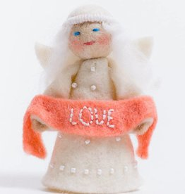 Craftspring Love Blessing Angel Ornament