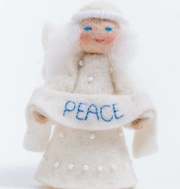 Craftspring Peace Blessing Angel Ornament