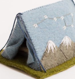 Craftspring Home Under the Stars Tent Ornament