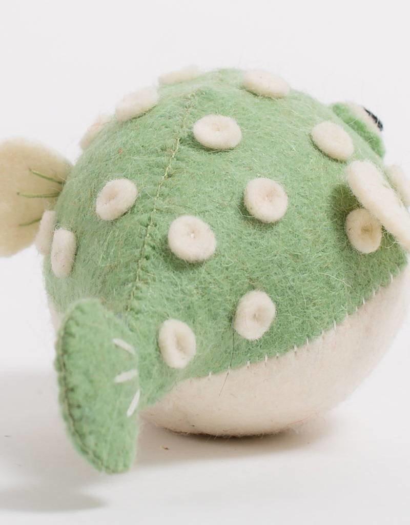 Craftspring Pufferfish Ornament