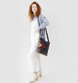 MZ Fair Trade Thunder + Lightning Carryall Crossbody