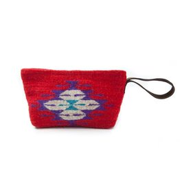 MZ Fair Trade Mariposa Wristlet Clutch