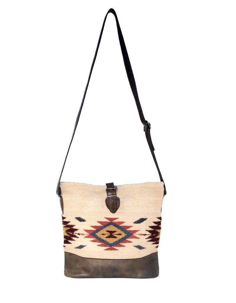MZ Fair Trade Flurry Carryall Crossbody Purse