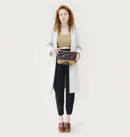 MZ Fair Trade Twilight Mitla Clutch