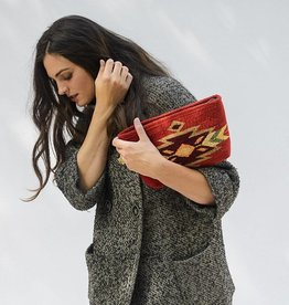 MZ Fair Trade Blood Moon Clutch