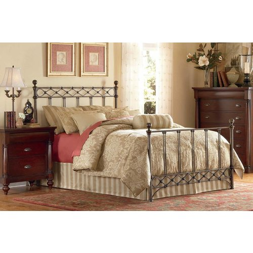 Fashion Bed Group Argyle Complete Bed - Queen
