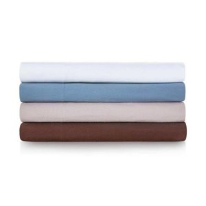MALOUF WOVEN Portugese Flannel Sheet Set - Queen
