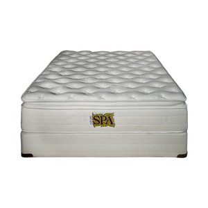 Nature's Spa Nature's Spa Valencia Pillow Top - Twin