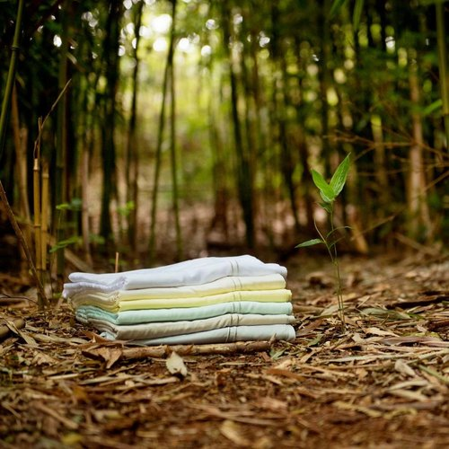 MALOUF WOVEN Rayon from Bamboo - Twin Extra Long (White Only)