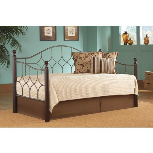 Fashion Bed Group Bianca Daybed - Twin (w link spring)