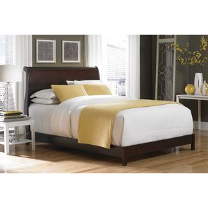 Fashion Bed Group Bridgeport Sleigh Bed - King