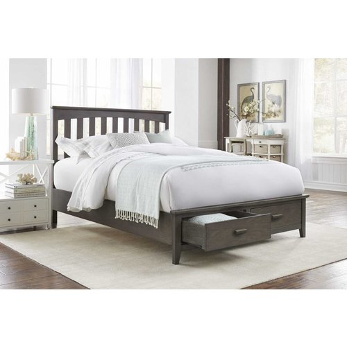 Fashion Bed Group Hampton Storage Bed - Queen