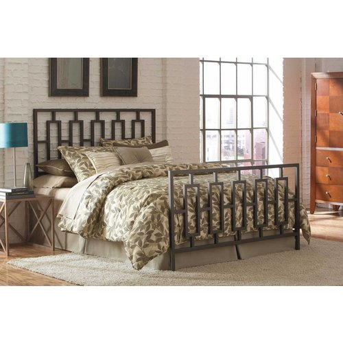 Fashion Bed Group Miami Complete Bed -  Queen