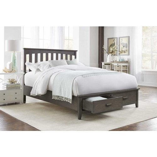 Fashion Bed Group Hampton Storage Bed - California King