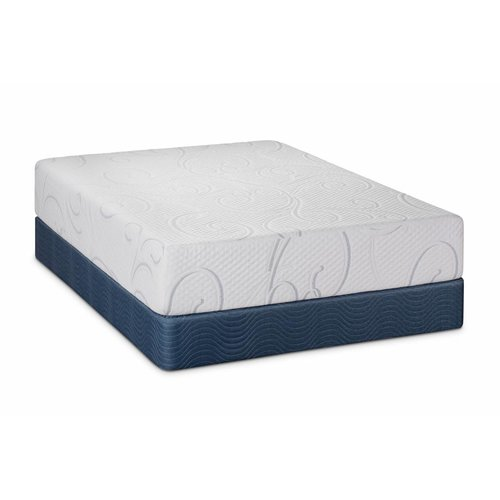 "Restonic 400 Series 12"" Memory Foam - Queen"
