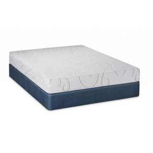 "Restonic 200 Series 8"" Memory Foam - Twin Extra Long"