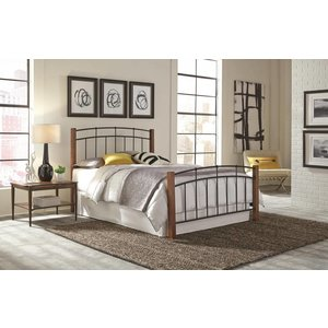 Fashion Bed Group Benson Bed - Queen
