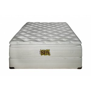 Nature's Spa Nature's Spa Valencia Pillow Top - Split King