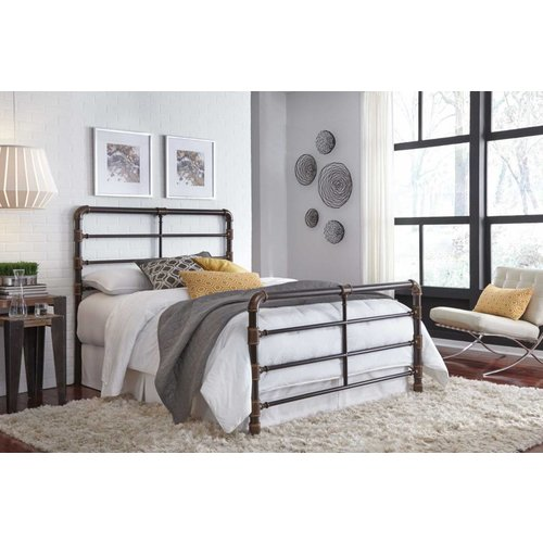 Fashion Bed Group Everett Headboard - Full