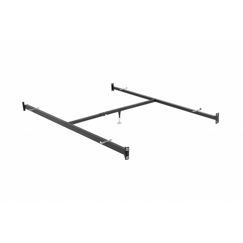 Fashion Bed Group Bolt On Rails with Center Support (81-1B)