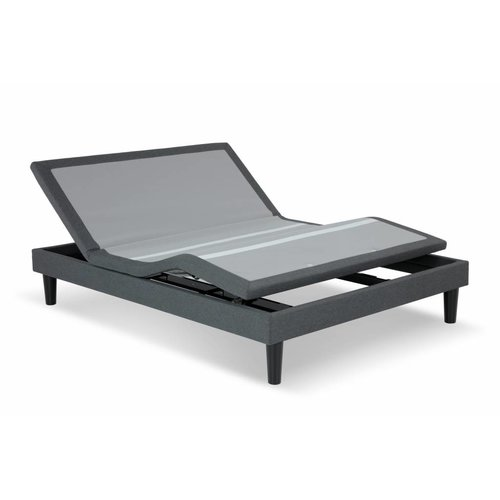 Leggett And Platt Adjustable Beds Restonic Deluxe Adjustable Base - King