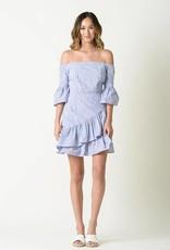 Vivienne Off Shoulder Skirt Dress