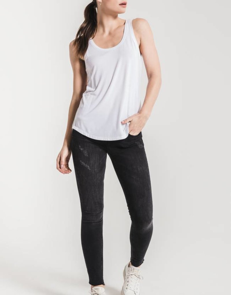 Sleek Jersey Tank *See More Colors*