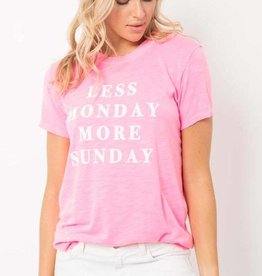 More Sunday Tee