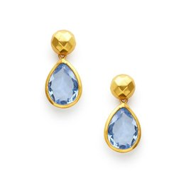 Catalina Midi Earring  Blue