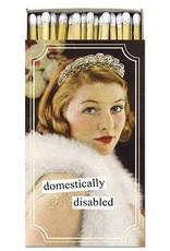 Domestically Disabled Matches