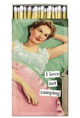 Love Not Camping Matches