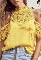 Elliana Embroidery Top