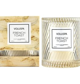 French Toast Candle with Cover