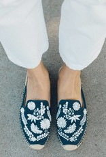 Ibiza Embroidered Mule ***See More Colors***